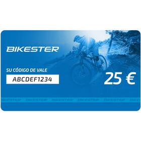 bikester.es Tarjeta regalo 25 €